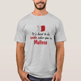 Humble Maltese T-Shirt
