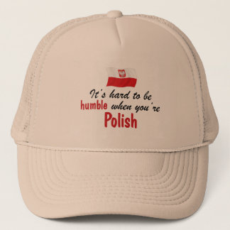 Humble Polish Trucker Hat