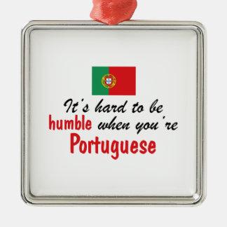 Humble Portuguese Metal Ornament