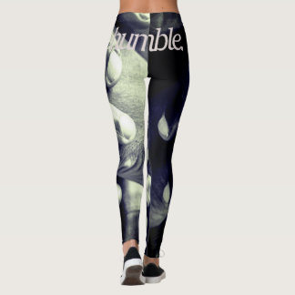 humble. Religious Design Full print Leggings
