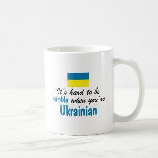 Humble Ukrainian Coffee Mug