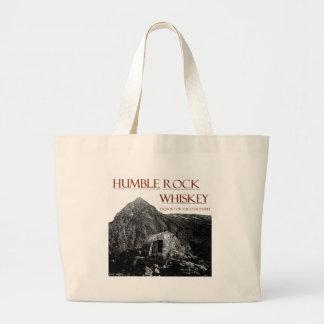 humble wiskey responsible large tote bag