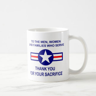 Humble Words Veterans Day Mug