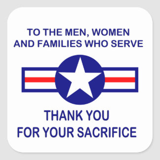 Humble Words Veterans Day Stickers