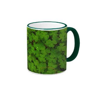 Humboldt Redwoods State Park Ringer Coffee Mug