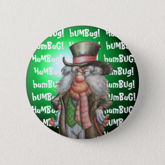 Humbug! 2 Inch Round Button