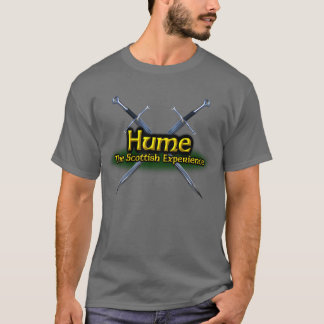 Hume The Scottish Experience Clan Home T-Shirt