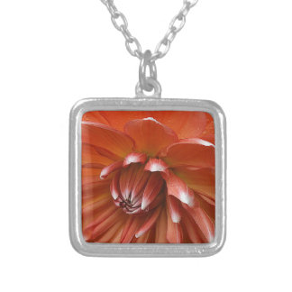 Humility Silver Plated Necklace