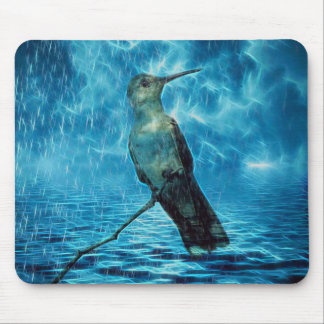 Hummer and the Hurricane Mouse Pad