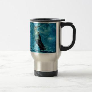 Hummer and the Hurricane Travel Mug