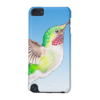Hummer Blue Glass iPod Touch 5G Case