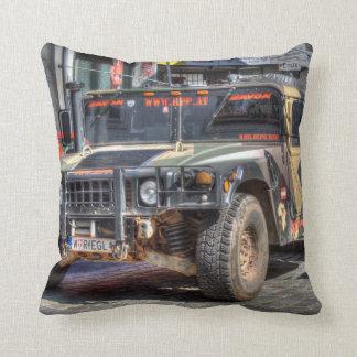 Hummer H1 Throw Pillow