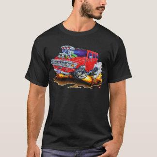 Hummer H2 Red Truck T-Shirt