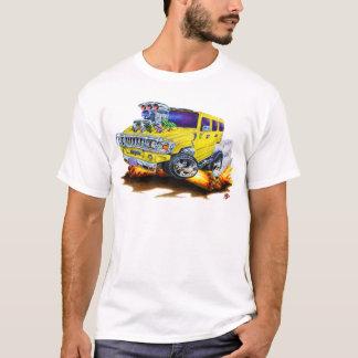 Hummer H2 Yellow Truck T-Shirt
