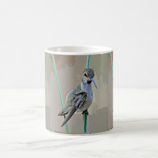 Hummer in Cartoon Coffee Mug