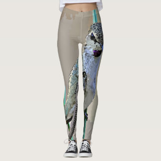 Hummer In Cartoon Women's Leggings