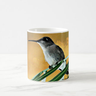 Hummer in Golden Sky Coffee Cup/Mug Coffee Mug