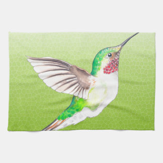 Hummer Lime Hand Towels