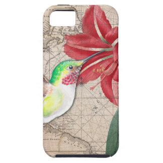 Hummer Map ammaryllis II iPhone 5 Cases