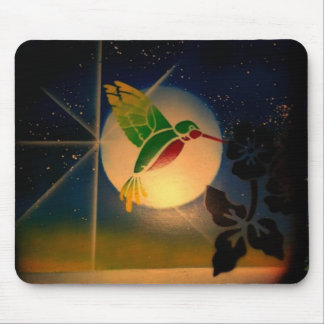 HUMMER MOUSE PAD