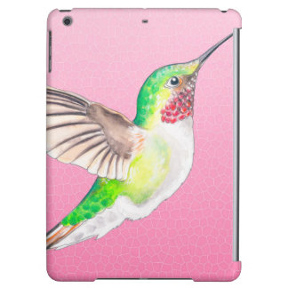 Hummer Pink iPad Air Cover