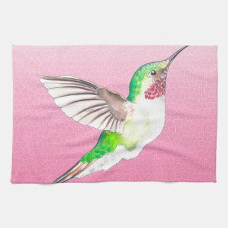 Hummer Pink Kitchen Towels