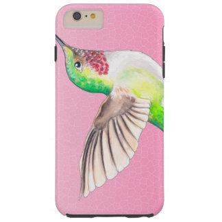 Hummer Pink Tough iPhone 6 Plus Case