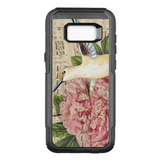 hummer song peony OtterBox commuter samsung galaxy s8+ case
