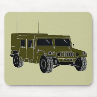 Hummers Mouse Pad