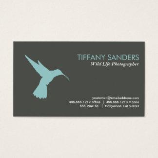 Humming Bird Business Card