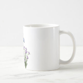 Humming Bird Flower customize Coffee Mug