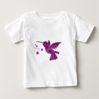 Humming bird Image Baby T-Shirt