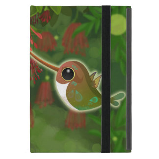 Humming Bird iPad cover