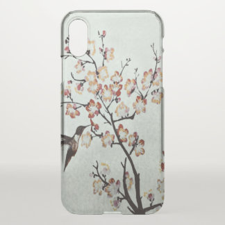 humming-bird iPhone x case