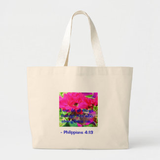 Humming Bird Large Tote Bag