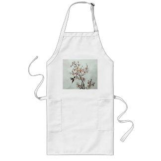 humming-bird long apron