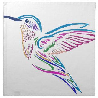 Humming Bird Napkin