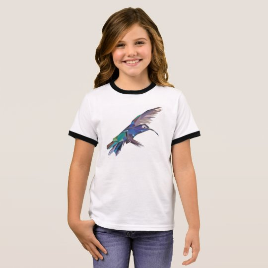 humming-bird ringer T-Shirt