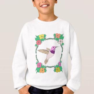 Hummingbird 1 sweatshirt