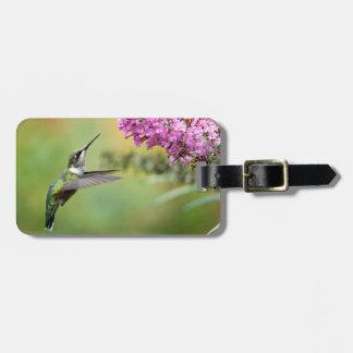 Hummingbird 5053 luggage tag