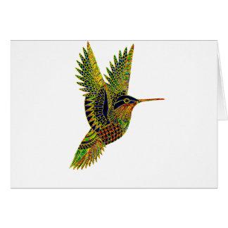 Hummingbird 7b card