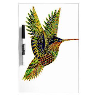 Hummingbird 7b dry erase board