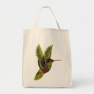 Hummingbird 7b tote bag