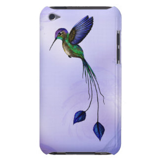 Hummingbird Barely There iPod Cases