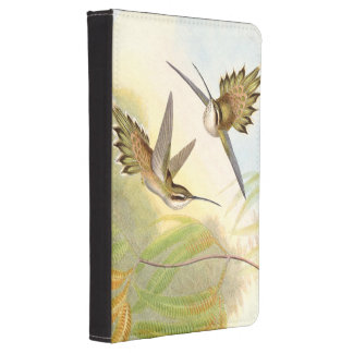 Hummingbird Bird Wildlife Animals Leaves Kindle Touch Cover