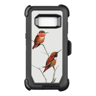Hummingbird Birds Defender Samsung Galaxy S8 Case