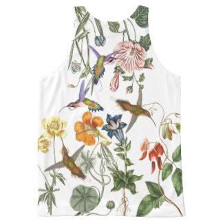 Hummingbird Birds Wildlife Animal Flower Floral
