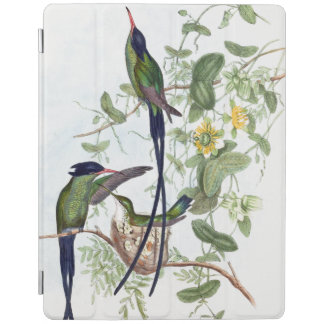 Hummingbird Birds Wildlife Animals Nest Ipad Cover
