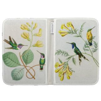 Hummingbird Birds Wildlife Flowers Floral Kindle Covers