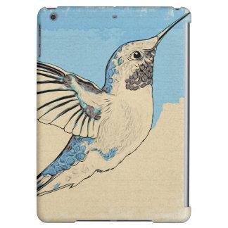 Hummingbird Blue 2 Cover For iPad Air